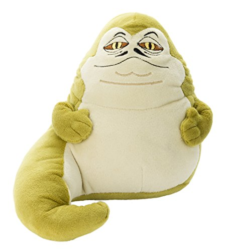Star Wars Beans collection Jabba the Hutt stuffed animals sitting height about 15cm