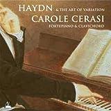 Haydn & Art of Variation (Jewl)