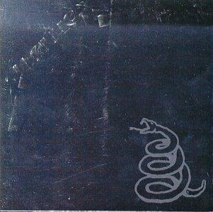 Metallica by Elektra / Wea (1991-08-12)