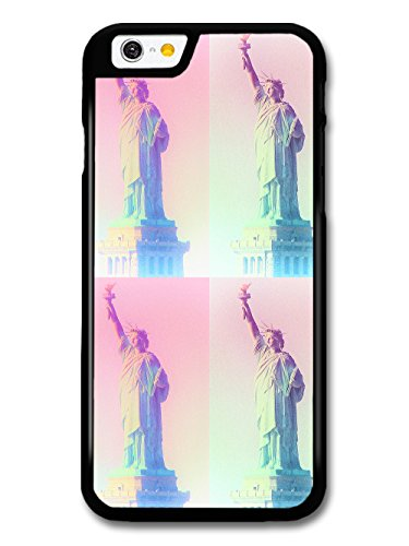 Cool Statue of Liberty Vaporwave Collage case for iPhone 6 6S