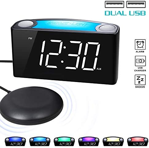 ROCAM Vibrating Charging Sleepers Impaired product image