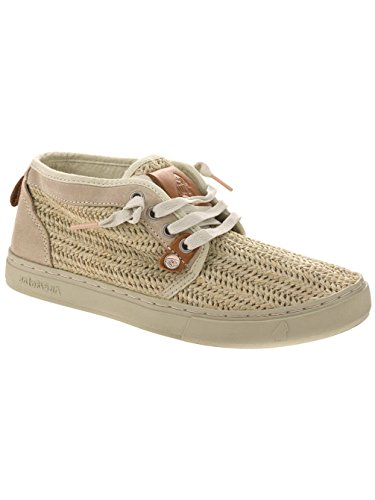 Tropic Satorisan Yeso Hamoru Sneakers Suede Marrone paglia Donna qUTPTwA
