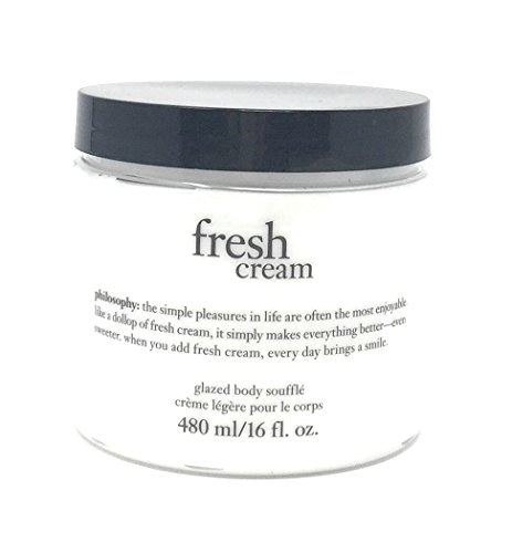Philosophy Fresh Cream Glazed Body Souffle -