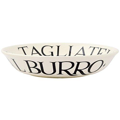 Emma Bridgewater Black Toast Small Pasta Bowl