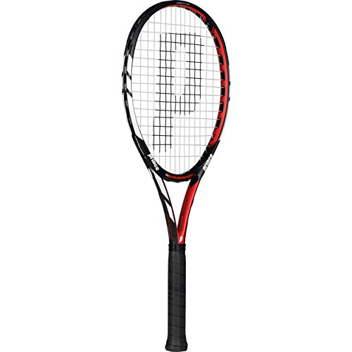 Prince Warrior 100 ESP Tennis Racket - Black