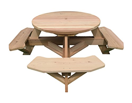 Dan's Outdoor Furniture Mfg. Co. LLC Western Red Cedar 45