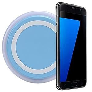 Ouneed carga rápida Qi inalámbrico soporte de carga Dock para Samsung Galaxy S7/S7Edge