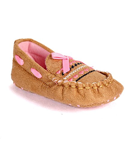 001bda154c5 Bling Studio Baby Girl s Shoes (bsbg Beige 1.5-2 Years)  Amazon.in ...