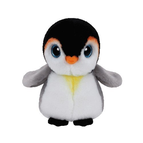 Ty Pongo Penguin Plush, Regular