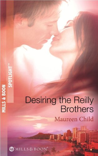 book cover of Desiring the Reilly Brothers