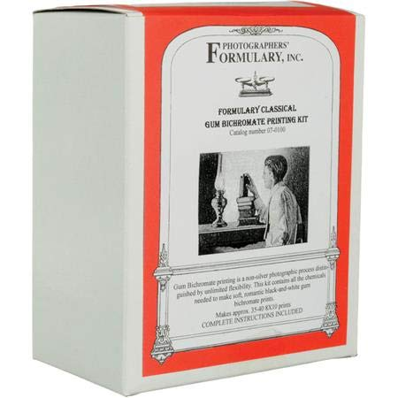 Photographers Formulary Classical Gum Printing Kit - Makes 35-40 8x10 Prints 07-0100