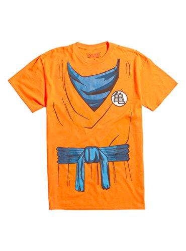 Dragon Ball Z Goku Cosplay T-Shirt