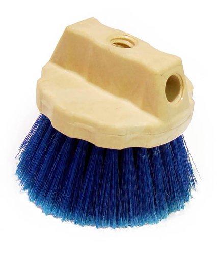 Bon 84-963  Blue Fox Wash Applicator Round Brush, 4-Inch Diameter, 2-1/2-Inch Trim