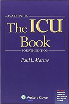 Marino's The ICU Book: Print + Ebook with Updates (ICU