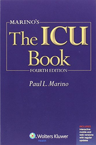Marino's The ICU Book: Print + Ebook with Updates (ICU Book (Marino))