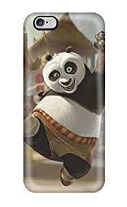 Tpu Fashionable Design Tai Long Kung Fu Panda Rugged Case Cover For Iphone 6 Plus New by runtopwell