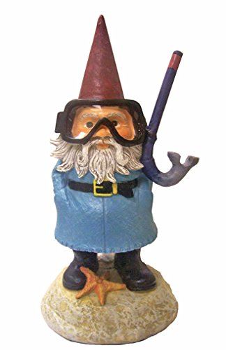 Travelocity Snorkel Roaming Gnome (Gnome Roaming Travelocity)