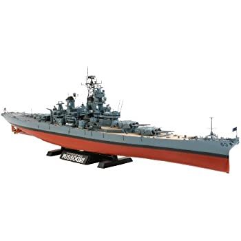 Tamiya Models USS Missouri BB-63 Circa 1991 Model Kit