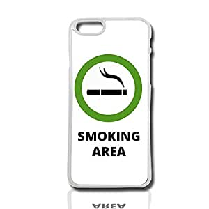 carcasa para movil compatible con samsung galaxy s4 mini smoking area