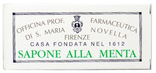 Soap Maria Santa Novella ( santamarianoヴxerra Mint Soap 50gx2[parallel import goods] )