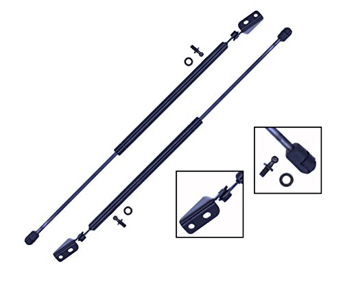 2 Pieces (SET) Tuff Support Liftgate Lift Supports 1991 To 1993 Honda Accord Station Wagon