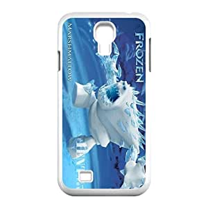2014 hottest animated movie frozen with cute snowman olaf,phone Case Cover For SamSung Galaxy S4 Case FAN300056