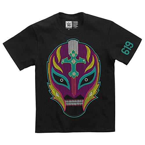 WWE Authentic Wear Rey Mysterio Booyaka 619
