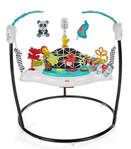 New Fisher-Price Jumperoo: Animal Wonders