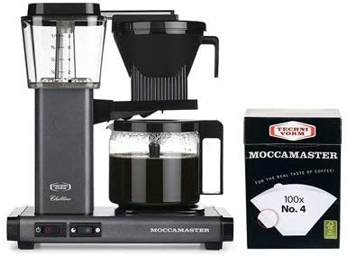 Moccamaster KBG 10-Cup Coffee Brewer