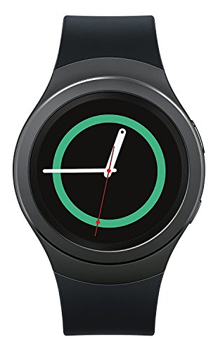 Samsung Gear S2 Smartwatch - Dark (Wearable Condition)