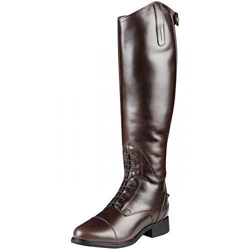 Ariat - Botas de equitación para hombre chocolate Talla:8 (42) - chocolate