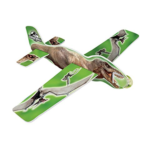 [Jurassic World Glider Plane Party Favors, 4ct] (Halloween Costume Contest Prize Ideas)