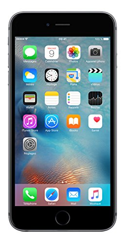Apple Iphone 6s Plus CPO Smartphone Débloqué 4G CPO (Ecran  5,5 pouces cac3a78a0f2f