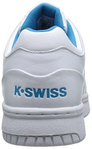 K-suisse Gstaad Pelle Scarpa Da Tennis