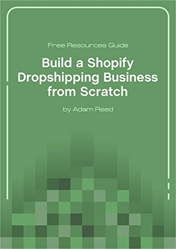 Build a Shopify Dropshipping Business from Scratch: Resources Guide: This is a free Resources Guide for those enrolled in the Build a Shopify Dropshipping Business from Scratch Udemy course.