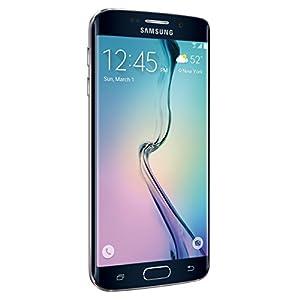 """Samsung GS6 Edge 5.1"""" Certified Pre-Owned Prepaid Carrier Locked - 32 GB - Black (Verizon)"""