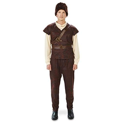 Huntsman Adult Costume XL (Frozen Adults Costumes)