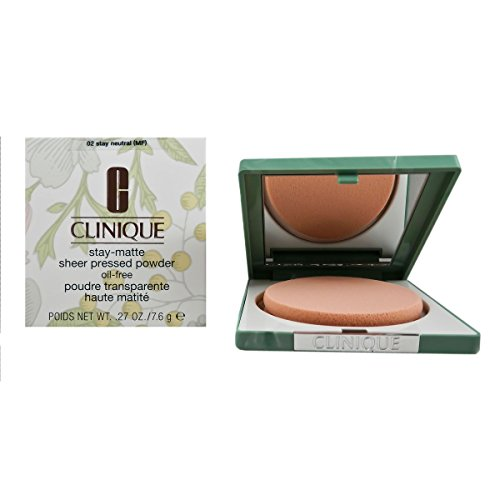 Clinique Stay Matte Pressed Powder Neutral product image