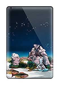AnnDavidson Scratch-free Phone Case For Ipad Mini/mini 2- Retail Packaging - Tales From Topographic Oceans Misc