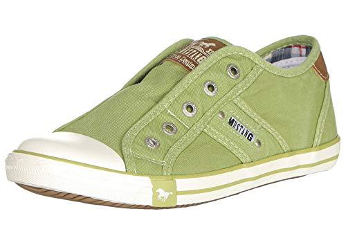 Mustang Damen 1099-401 Slip On Sneaker