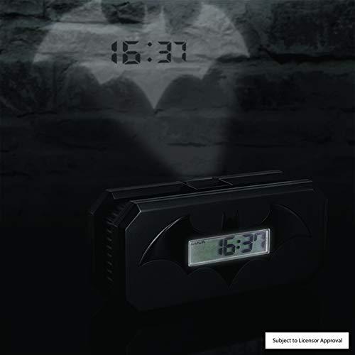 Paladone Batman Projection Alarm Clock