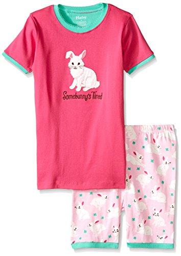 Hatley Girls Spring Bunnies Short