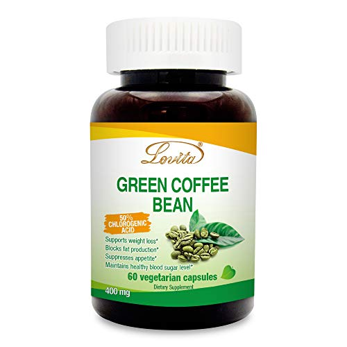 Lovita Green Coffee Extract 1600mg