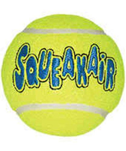 Air Kong Squeaker Pelota de Tenis perro Toys: Amazon.es: Productos ...