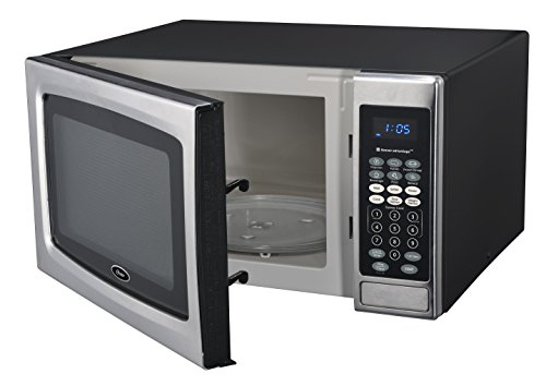 how to clean a microwave stainless steel oven australia