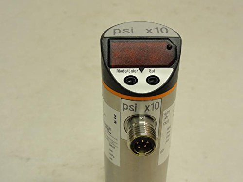 Pressure Switch, 0-1450 PSI, Triac by Ifm (Image #3)