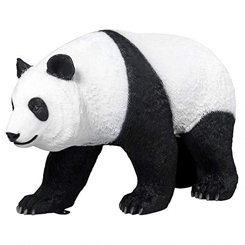 (Design Toscano NE170232 Ling Giant Walking Panda Bear Statue, Full Color )
