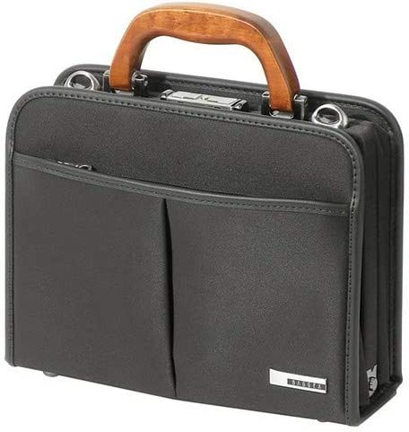ビジネスバッグ Sサイズ 取っ手に桜の木を使用 ビジネスバッグ 日本製