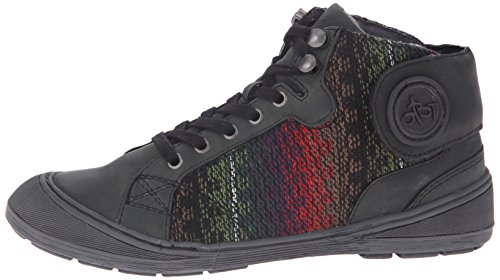 Women's Otbt Black Fashion Sneaker Providence R66xg70