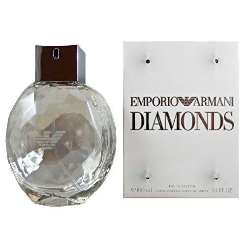 Giorgio ArmaniEmporio Armani Diamonds for Women - 3.4 Ounce EDP Spray